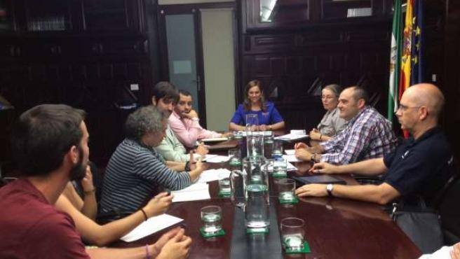 Reunión de Serrano con ONG ecologista