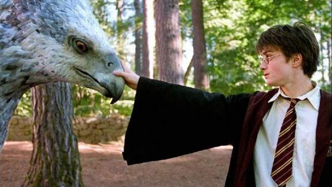 Escena de 'Harry Potter y el prisionero de Azkaban', dirigida por Alfonso Cuarón.