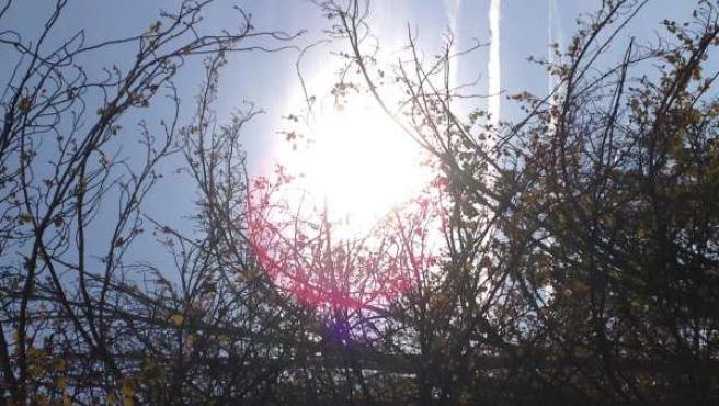 Sol, buen tiempo