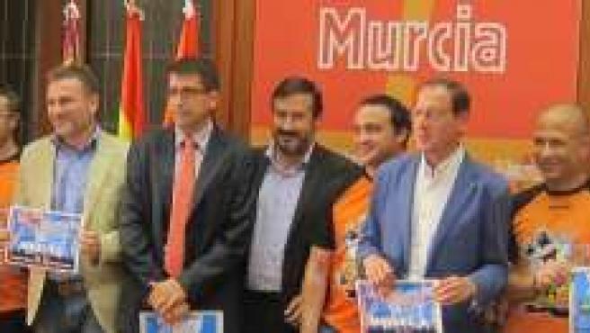 Presentación II Maratón de Murcia