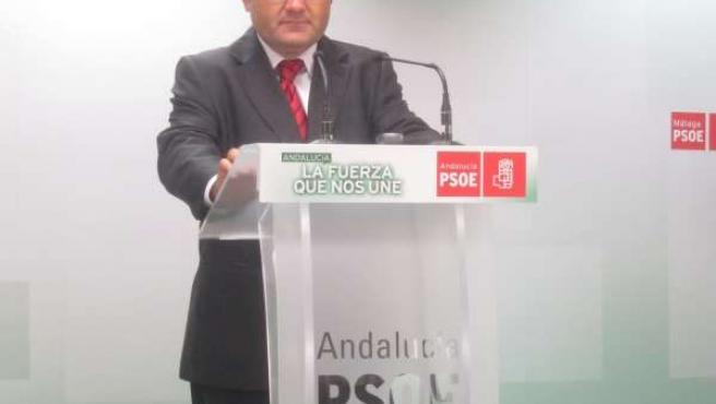 Miguel ángel heredia málaga PSOE