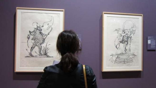La exposición dedicada a Dalí ha recibido ya más de 15.000 visitas
