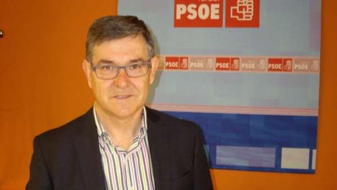 El diputado socialista en el Congreso por la provincia de Teruel.