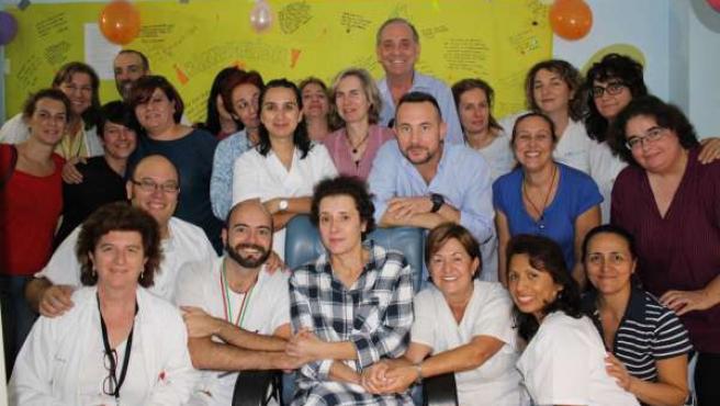 Teresa Romero sale del aislamiento tras eliminar el ébola