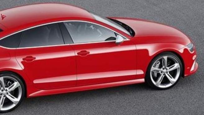 El nuevo Audi RS 7 Sportback