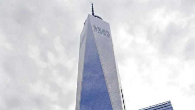 El One World Trade Center, conocido como la 'Torre de la Libertad', se levanta donde estuvieron las Torres Gemelas.