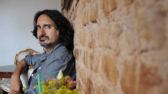 El profesor y escritor Fernando Ángel Moreno