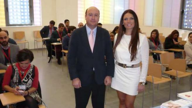 Rafael Navas y Marisol Chacón