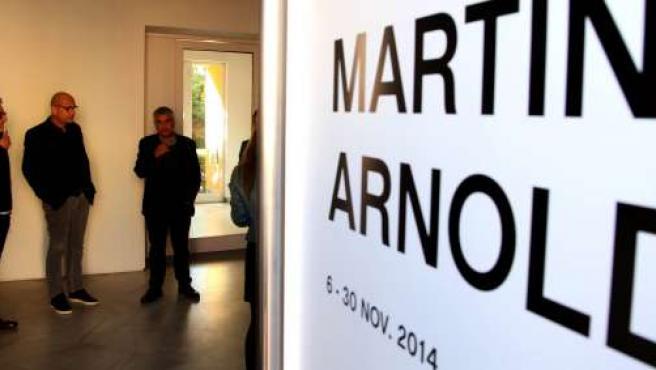 Martin Arnold en el CAAC