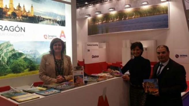 World Travel Market Teruel