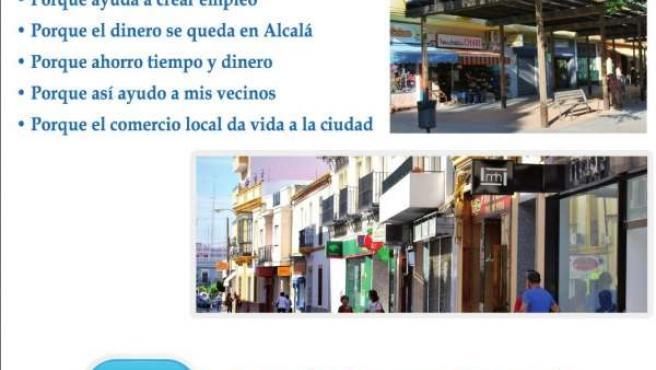 El PP de Alcalá de Guadaíra apoya al comercio local
