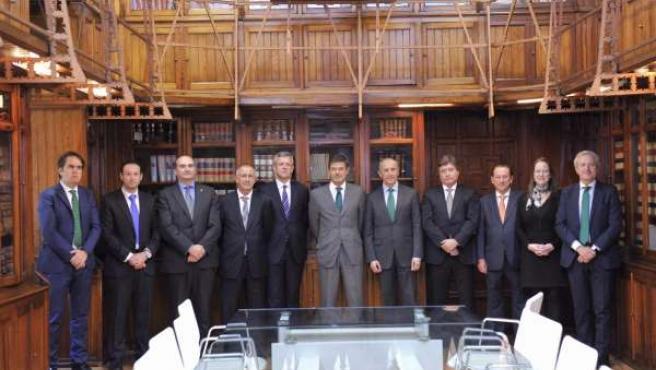 Conferencia sectorial de Justicia