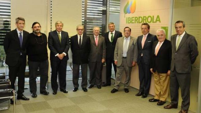 Reunión del Consejo Consultivo de Iberdrola en Andalucía