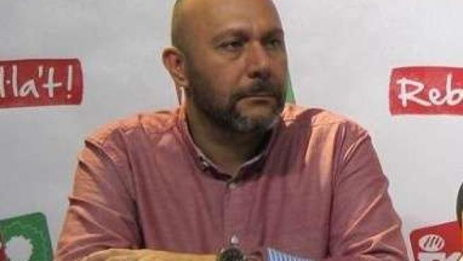 Ricardo Sixto en una imagen de archivo