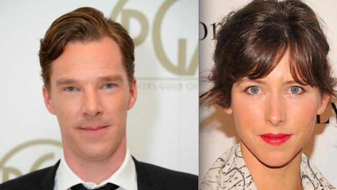 Benedict Cumberbatch anuncia su boda en el periódico