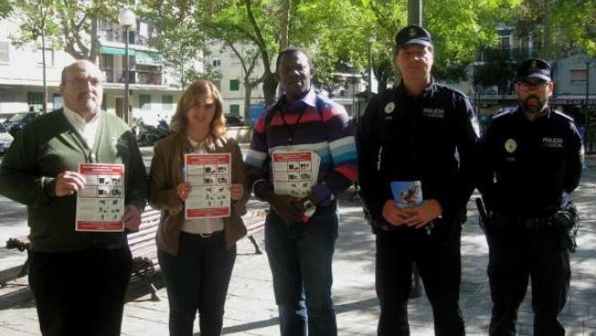 Campaña de concienciación social