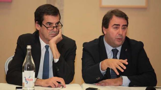 Rui Moreira y Carlos Negreira