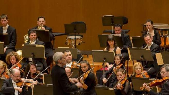 La Real Filharmonía De Galicia En MADRID