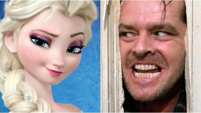 Teoría demente del día: ¿Es 'Frozen' un 'remake' de 'El resplandor'?