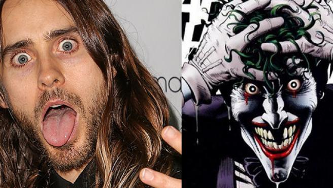 Jared Leto, ¿un nuevo Joker para el Escuadrón Suicida?