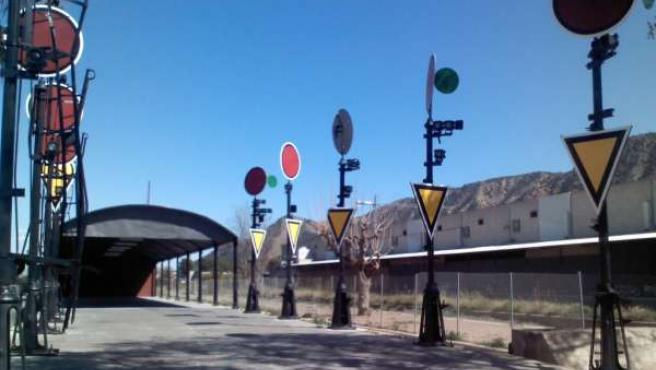 El Centro de Arte 'La Estación'