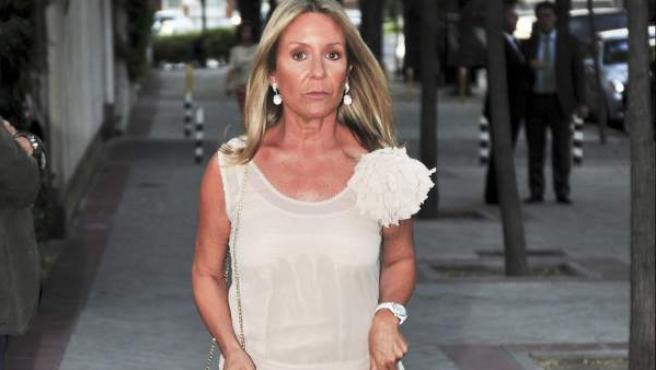 La viuda de Camilo José Cela, Marina Castaño.
