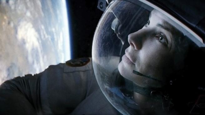 Nueva versión de 'Gravity' con silencio espacial
