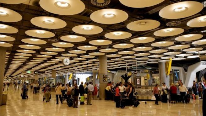 Terminal 4 del aeropuerto de Madrid-Barajas, en una imagen de archivo.