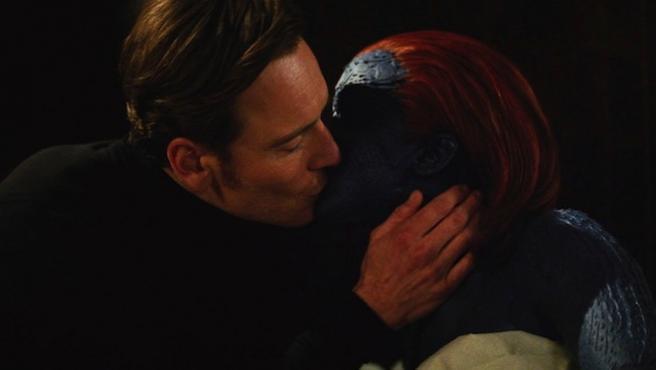 'X-Men: Apocalypse' explorará el romance de Magneto y Mística