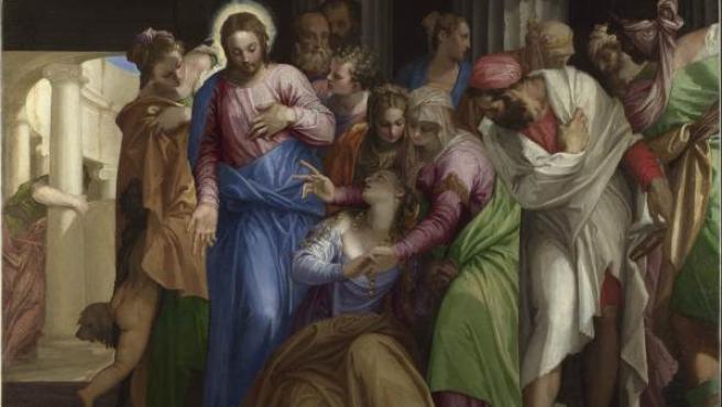 'La conversión de María Magdalena', obra de Veronés fechada en torno a 1548