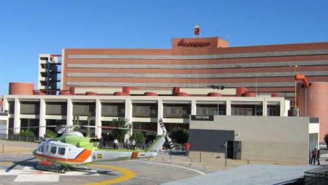 Hospital de La Arrixaca