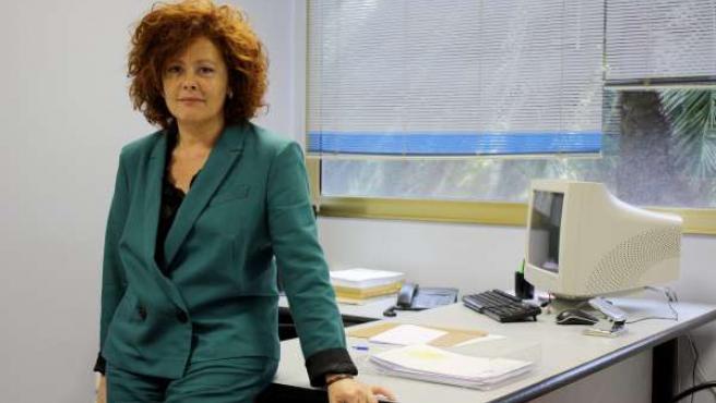 Tamara González, diputada del PP cántabro