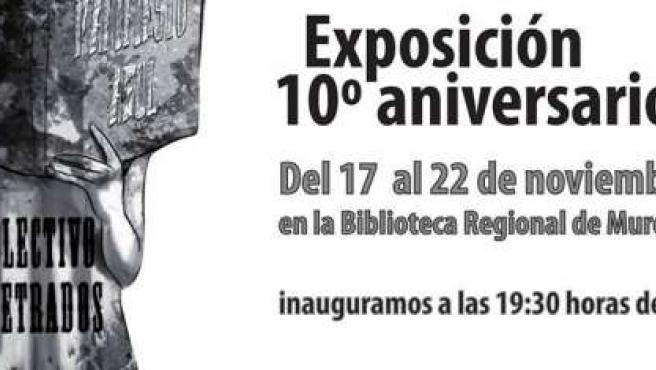 Exposición de Colectivo Iletrados