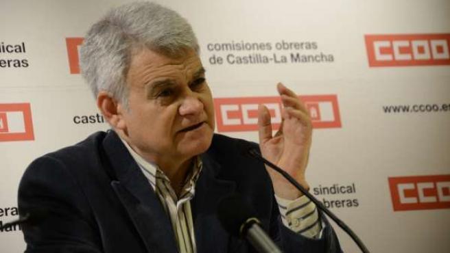 José Luís Gil CCOO