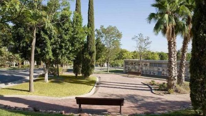 El Parque Cementerio De Málaga (Parcemasa)