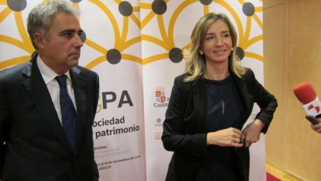 Juan Carlos Prieto y Alicia García, en AR&PA