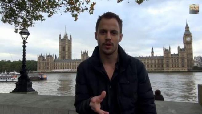 Uno de los vídeos de Julien Blanc subidos a Internet.