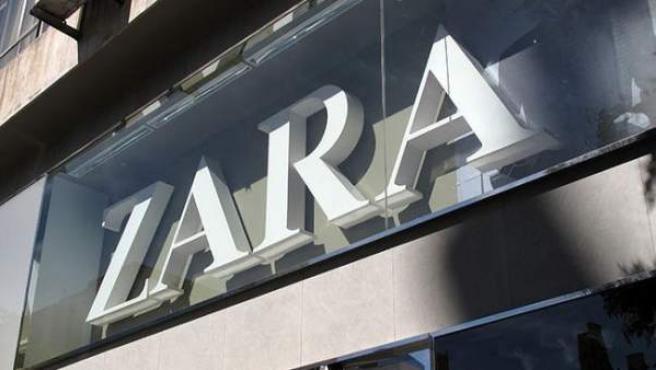 Una tienda de Zara.