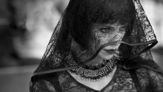 Maribel Verdú, la madrasta de 'Blancanieves'.