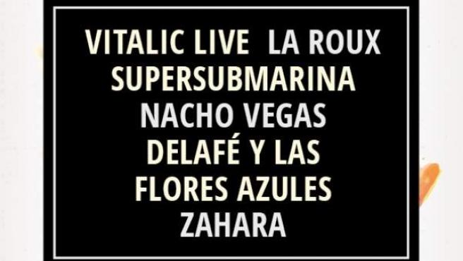 Primera tanda de confirmaciones para el Arenal Sound 2015