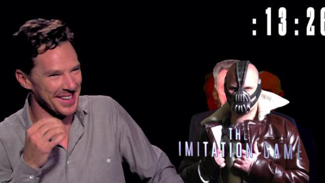 Vídeo del día: ¿A cuántos actores puede imitar Benedict Cumberbatch?