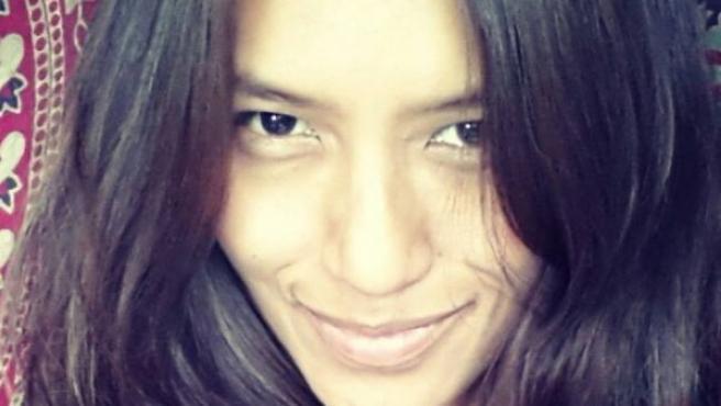 'Selfie' de 'Yuyee' Alissa Intusmith, mujer de Frank Cuesta.