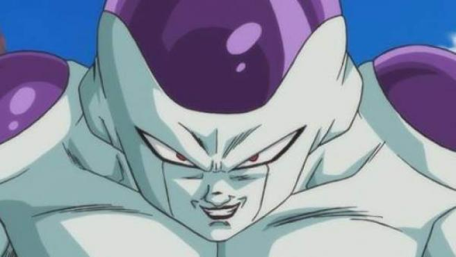 Freezer, uno de los mayores enemigos de Goku en Bola de Dragón.