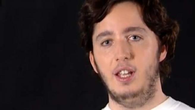 Imagen del pequeño Nicolás en su entrevista para 'Un tiempo nuevo', de Telecinco.
