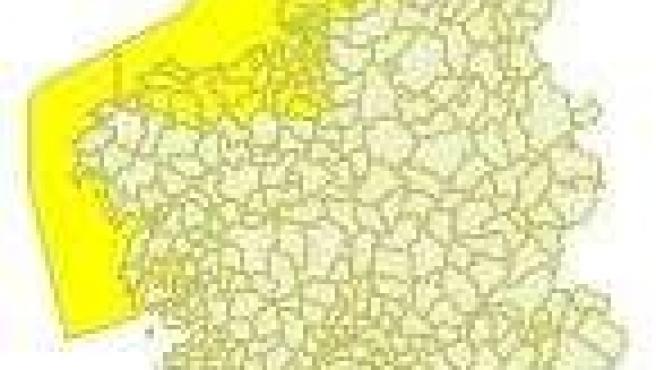 Alerta por lluvias para domingo 23 de noviembre en A Coruña