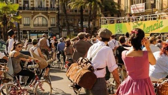 Anterior edición de la Clàssic Ride