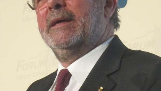 Presidente de la Diputación de Lleida, Joan Reñé