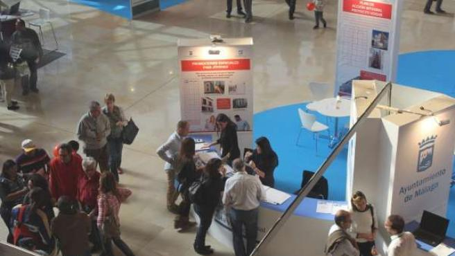 SIMEd salón inmobiliario del mediterráneo feria fycma casas viviendas ventas