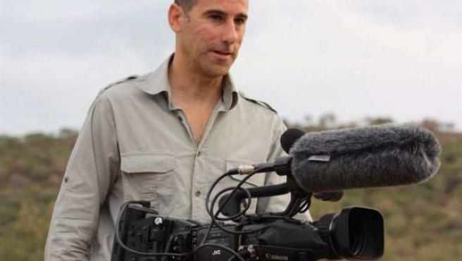 Alberto Redondo director participa en bienal internacional cine científico ronda