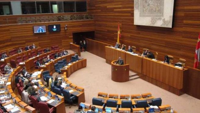 Pleno De Las Cortes
